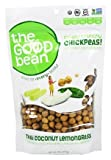 The Good Bean - All Natural Chickpea Snack Thai Coconut Lemongrass - 6 oz.pack of 2