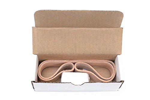 """1/2""""X18' Leather Honing & Polishing Belt Fits Work Sharp WS2000..."""
