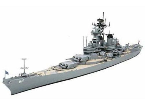 Tamiya Us Navy Battleship New Jersey