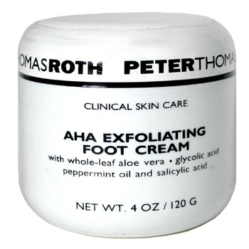 glycolic acid foot cream