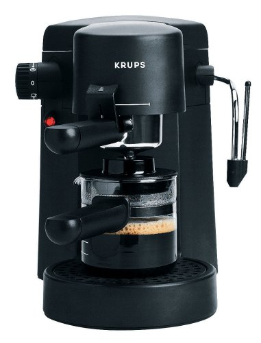 - Krups 872-42 Bravo Plus Espresso Maker, DISCONTINUED