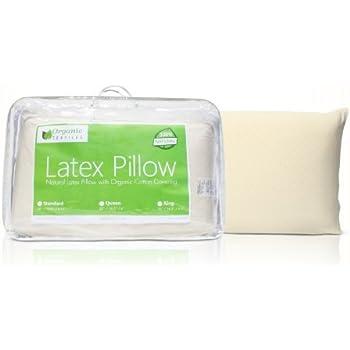 Amazon Com Sleep Artisan Latex Pillow King Size