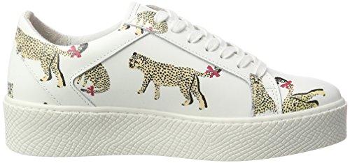 Spm Ladies Soho Sneaker Multicolore (ghepardo)