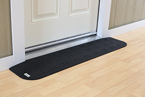 EZ Edge Transition Threshold Ramp - 1'' H x 9-3/4'' L x 46'' W by SafePath Products (Image #1)