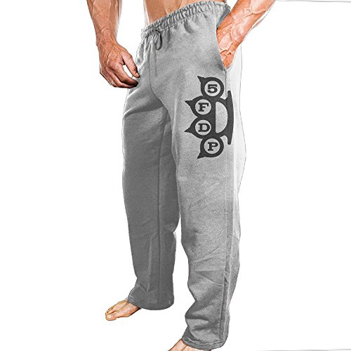 Bobby Five Finger Death Punch Running Pants For Men Size M (Zombie Converse)