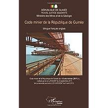 Code minier de la République de Guinée