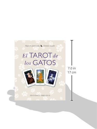 Tarot de los gatos, El (Spanish Edition): Alejandro Jodorowsky: 9788415968078: Amazon.com: Books