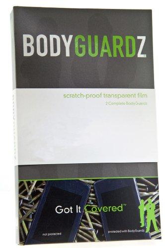 BodyGuardZ Scratch-Proof Transparent film for Samsung Mythic A897 - Transparent Bodyguardz Scratchproof Transparent Film