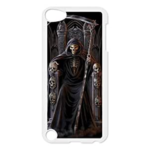 COMEON Customized Print Grim Reaper Pattern Hard Case for iPod Touch 5