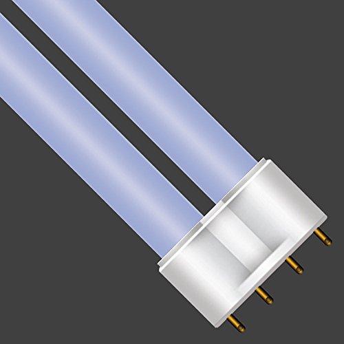 Actinic Bulb - Finnex PL24W-AB Power Compact 24W Actinic Blue Aquarium Bulb