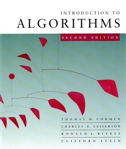 Introduction to Algorithms, Second Edition by The MIT Press