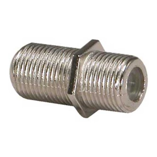 SF Cable, F-Type Dual Female Inline Coupler