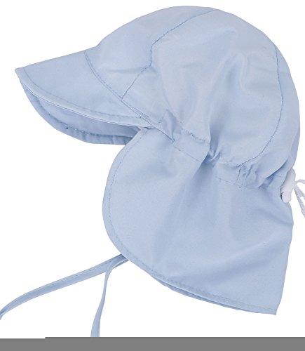 698e4dc68268 SimpliKids UPF 50+ UV Ray Sun Protection Baby Hat w  Neck Flap ...