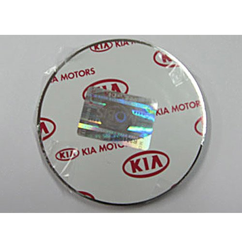 Kia Motors Genuine Hood Trunk K Logo Black /& Chrome Emblems 1-pc Set For 2003 2004 2005 2006 Kia Sorento