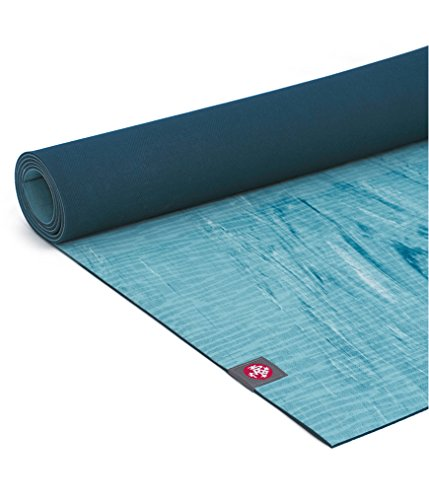 Manduka eKO Lite Yoga and Pilates Mat, Atoll, 4mm, 68″