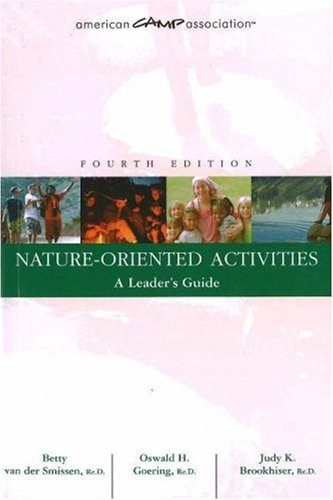 Download Nature-Oriented Activities: A Leader's Guide Text fb2 ebook