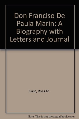 - Don Francisco de Paula Marin: The Letters and Journal of Francisco de Paula Marin