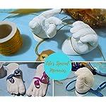 Niimo-Kit-3D-Calco-Mani-e-Piedi-con-Alginato-e-Gesso-per-Stampi-di-Impronte-Bambino-Adulti-e-Famiglia-Kit-CompletoEsecuzione-SempliceIstruzioni-in-Italiano-per-Eventi-Memorabili-Made-in-Italy