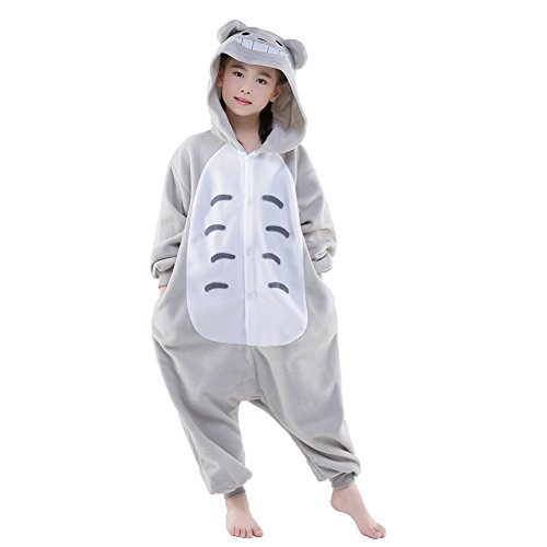 NEWCOSPLAY Halloween Unisex Animal Pyjamas Child Cosplay Costume (105, -