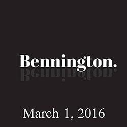 Bennington, Bob Saget and Barry Crimmins, March 1, 2016