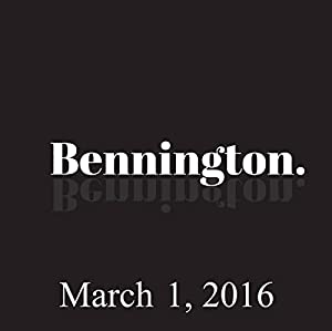 Bennington, Bob Saget and Barry Crimmins, March 1, 2016 Radio/TV Program