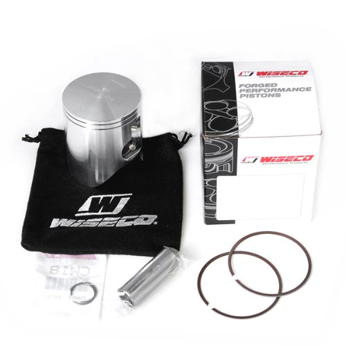 (Wiseco 804M06640 66.40 mm 2-Stroke Off-Road Piston)