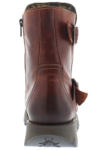 Fly London SVEN731FLY, Women's Ankle Boots, BRICK, 41 EU