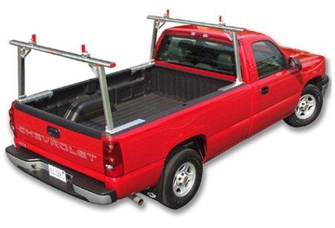 KNAACK Weather Guard Model 1200 ATR Aluminum Truck Rack for Full Size Pick ups
