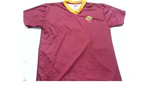Roma Camiseta Jersey Futbol Francesco Totti 10 Replica Talla de Niño Autorizado: Amazon.es: Ropa y accesorios