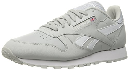 Reebok Men's Classic Leather Pop Fashion Sneaker - Skull ...