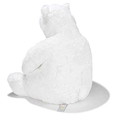 JOON Oslo The Papa Polar Bear, White, 13.5 Inches