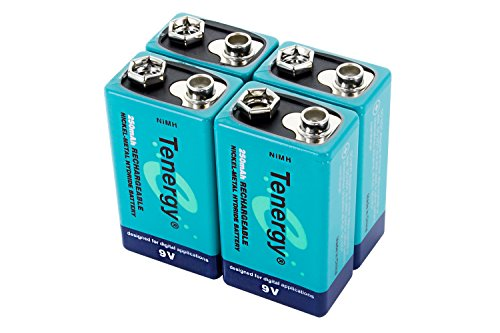 9v Rechargeable Nimh Battery - 4