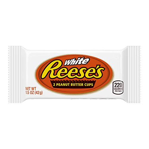 REESE'S White Peanut Butter Cups, 1.5 Ounce