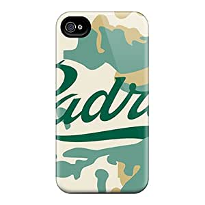 LavernaCooney Iphone 6plus Shock-Absorbing Cell-phone Hard Cover Support Personal Customs High Resolution San Diego Padres Series [HoO10231Erxo]