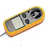 風量計 A-leaf デジタル風速計 風速スケール 小型 風&温度同時計測 携帯用 GM816 高精度 操作簡単 手軽風力計電源自動切 平均値表示可能
