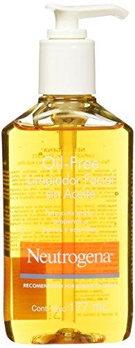 Neutrogena Oil-Free Acne Wash 6 oz (Pack of 2)