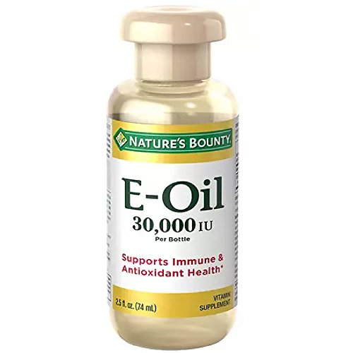 Nature's Bounty E Oil 30,000iu, 4 Count