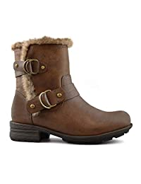 Comfy Moda Women's Winter Boots 3M™ Thinsulate™ Memory Foam Super Warm Comfy Size 12 Available - Meghan