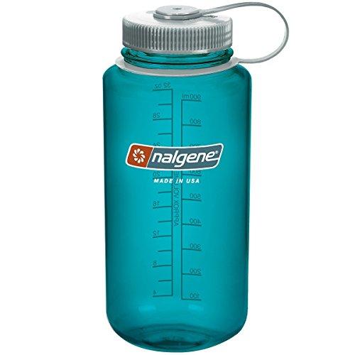 Nalgene 16oz Tritan Wide Mouth Water Bottle (Trout Green)