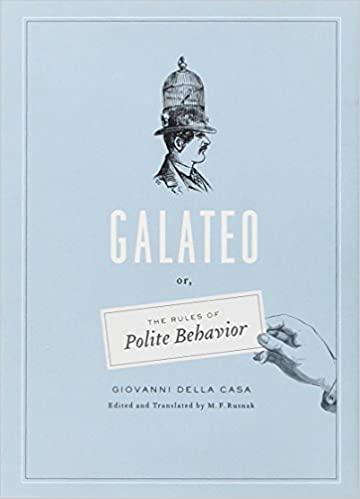 ?UPD? Galateo: Or, The Rules Of Polite Behavior. their Question Probably based Family