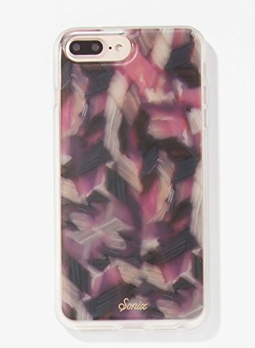 brand new 79462 111fb Amazon.com: Sonix Tortoise Pink Tort Luxe Case for iPhone 8 Plus/7 ...