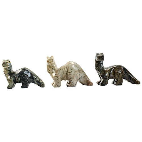 Digging Dolls : 30 pcs Artisan Tyrannosaurus Rex (T-Rex) Collectable Animal Figurine - Party Favors, Stocking Stuffers, Gifts, Collecting and More! by Digging Dolls