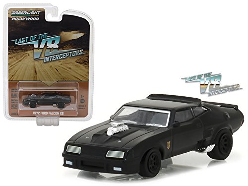 Falcon Chassis (Greenlight Hollywood Limited Edition Mad Max The Last of the V8 Interceptors 1972 Ford Falcon XB)