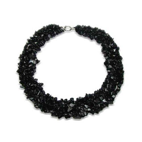 gem bib necklace - 9