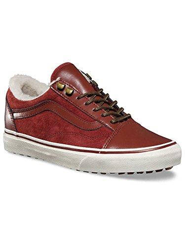 Vans Burgundy MTE Boot Shoes DX Winter Marshmallow Men Old Skool rqBrOpw