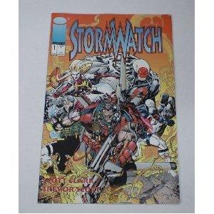 [Superhero Comic Spectacular: Super Hero & Super Villian Edition (Stormwatch #1; The Path #3) Plus Bonus Trading] (Superheros And Villians)
