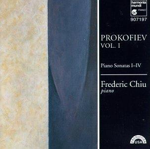 Prokofiev, Vol. I: Piano Sonatas 1-4