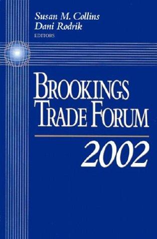 Brookings Trade Forum: 2002