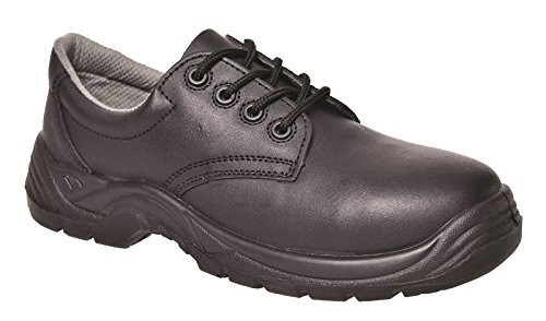 PORTWEST FC41 Compositelite ™ Safety Shoe S1 Black FC41BK-R43