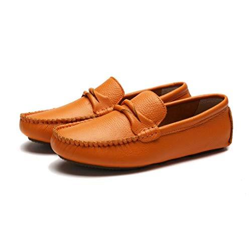 Ocasionales YaXuan Manera Mocasines deslizamientos en Ocasionales Do Zapatos los Hombres la conducción Mocasines de los de la Planos 2018 de Primavera nuevos Zapatos de PrE4qwr